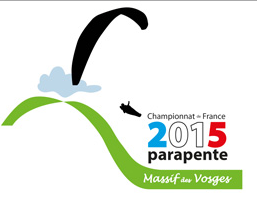Championnat de France de parapente 2015