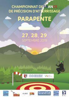 Compétition Championnat de France de Précision d'Atterrissage @ Aérotec